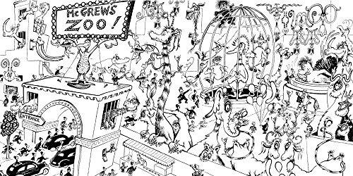 El Libro De Colorear Dr. Seuss - $ 877.00 en Mercado Libre