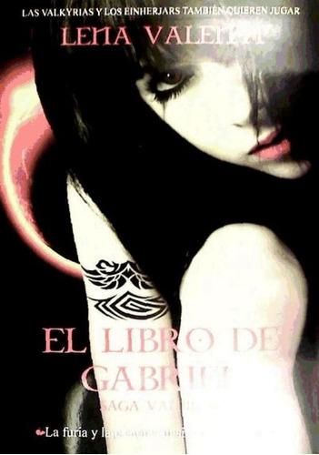 el libro de gabriel(libro novela y narrativa)