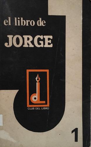 el libro de jorge