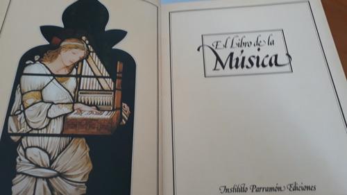 el libro de la música  de  neil ardley e outros #