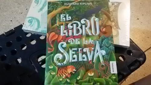 el libro de la selva rudyard kipling