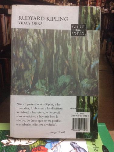 el libro de la selva. rudyard kipling. novela