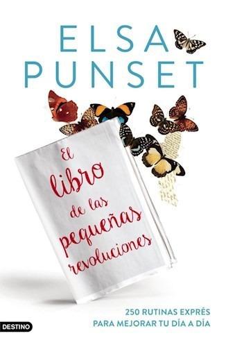 el libro de las pequeñas revoluciones - e. punset - planeta
