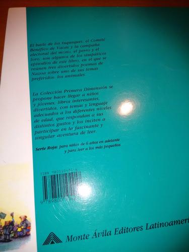 el libro de los animales. aquiles nazoa