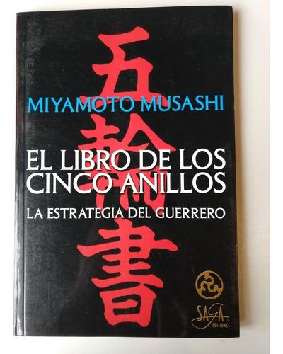 el libro de los cinco anillos miyamoto musashi