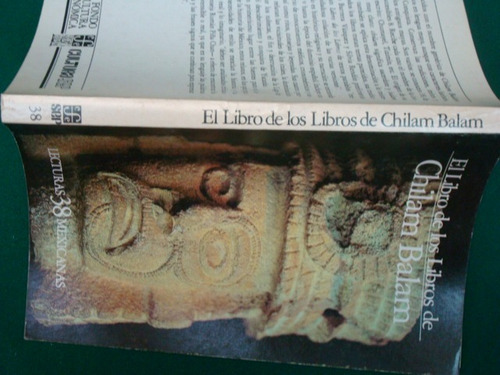 el libro de los libros de chilam balam