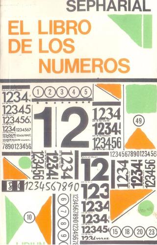el libro de los números- sepharial