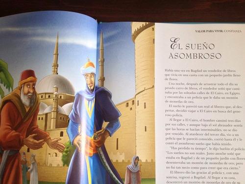el libro de los valores para niños - biblias familiares comp