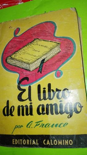 el libro de mi amigo a france