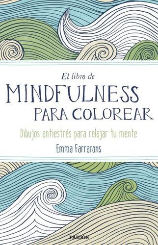 el libro de mindfulness para colorear(libro )