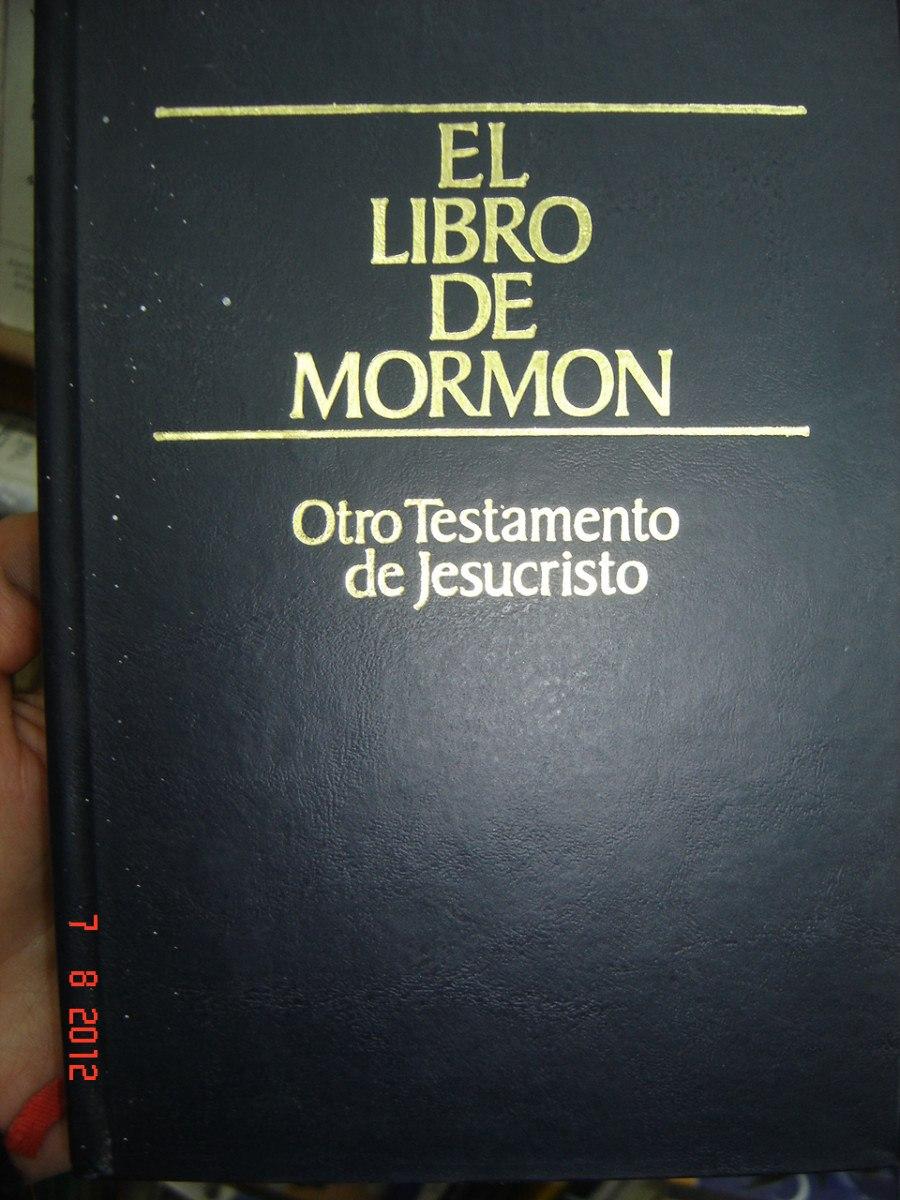 El Libro De Mormon - $ 109,85 en Mercado Libre