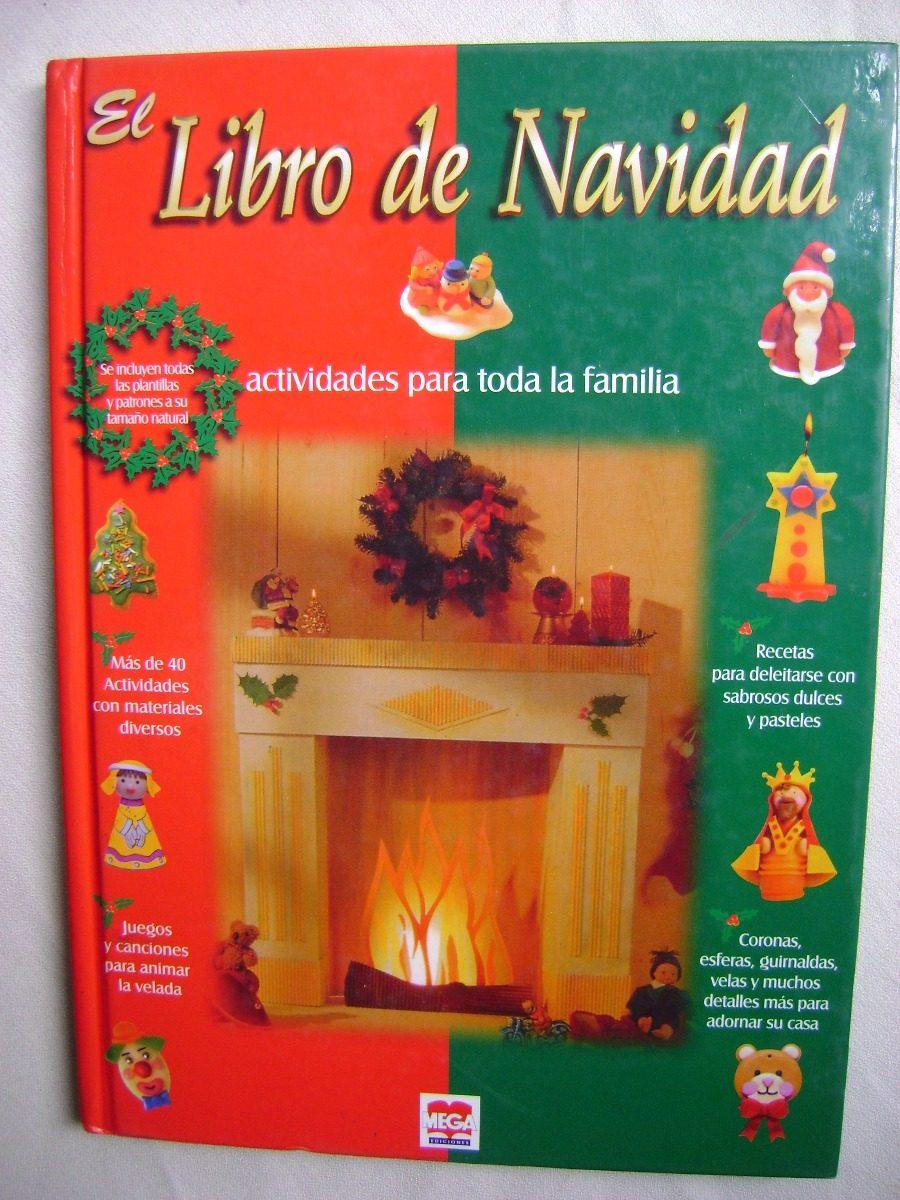 El Libro De Navidad Actividades Para Toda La Familia 120 00 En