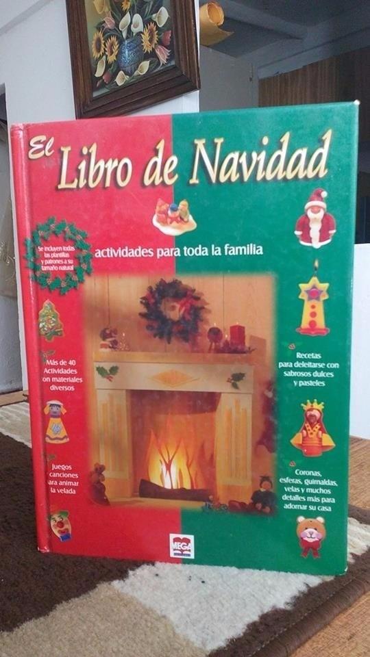 El Libro De Navidad Actividades Para Toda La Familia 129 00 En