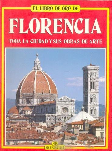 el libro de oro de florencia - libros - con fotos