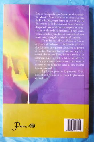 el libro de oro -saint germain