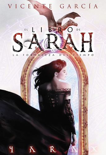 el libro de sarah - vicente garcía