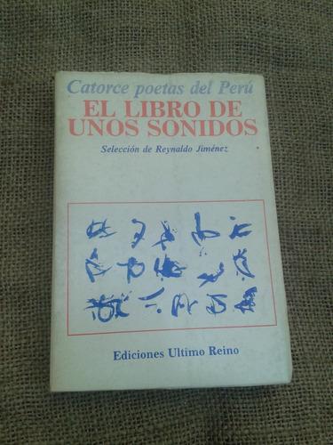 el libro de unos sonidos reynaldo jimenez