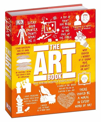 el libro del arte ( the art book) editorial dk