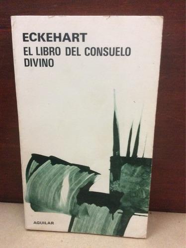 el libro del consuelo divino - eckehart