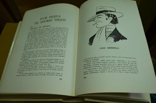 el libro del tango. horacio ferrer. 3 tomos (1980)