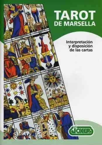 el libro del tarot de marsella - libro + cartas