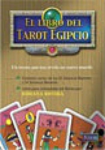 el libro del tarot egipcio - bibiana rovira