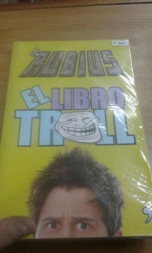 el libro del troll  rubius