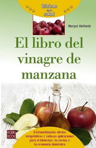 el libro del vinagre de manzana, hellmib, robin book