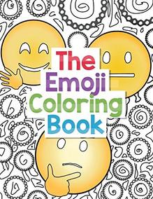 El Libro Para Colorear Emoji 30 Grandes Páginas Para Colore