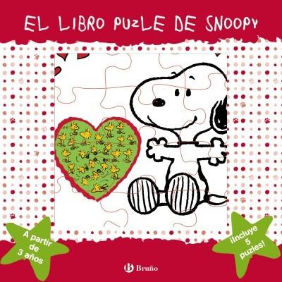 el libro puzle de snoopy(libro infantil y juvenil)