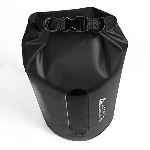 el líder de accesorios de pvc impermeable bolsa seca con ven