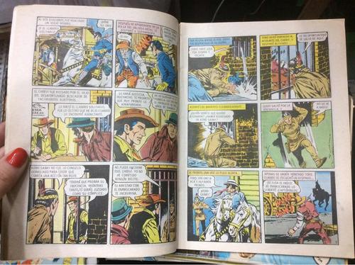 el llanero solitario año ix no 145 cómic antiguo