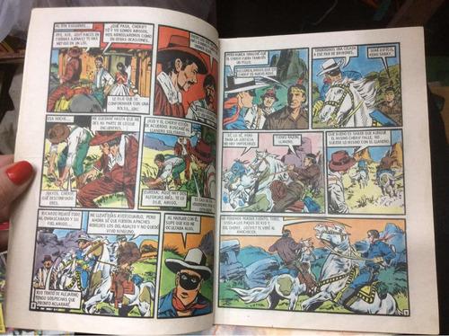 el llanero solitario año viii no 134 a cómic antiguo