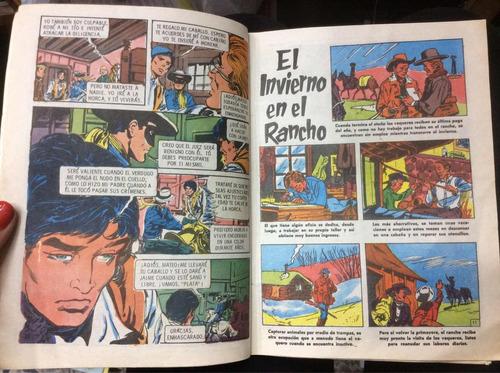 el llanero solitario año xi no 188 cómic antiguo