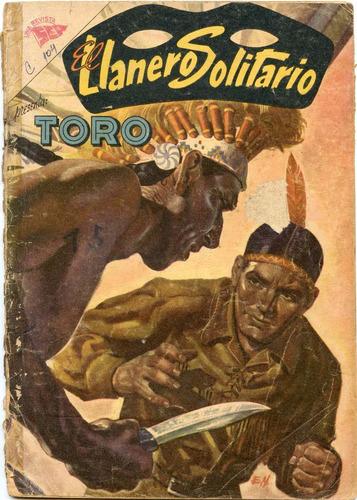 el llanero solitario  nº104, noviembre 1961, novaro