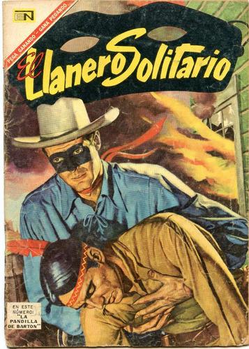 el llanero solitario  nº166, enero 1967, novaro