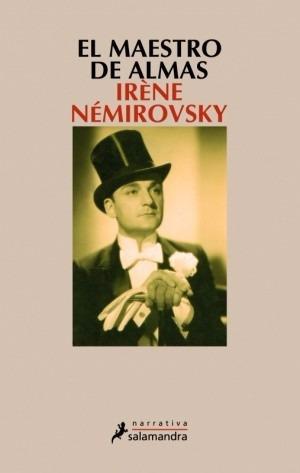 el maestro de almas - irène némirovsky
