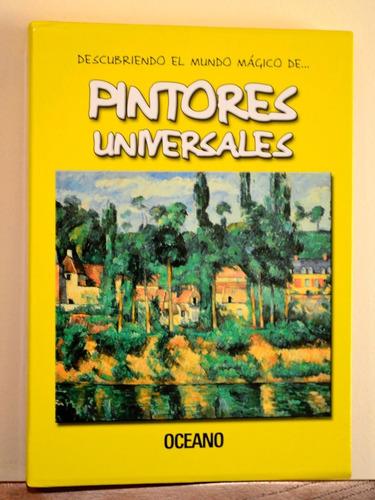 el  mágico mundo de pintores universales - 3 libros