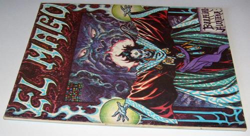 el mago / alcatena/ ed.record 1991/ suplemento skorpio nº7
