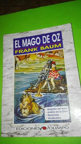 el mago de oz frank baum