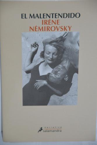el malentendido - irene némirovsky