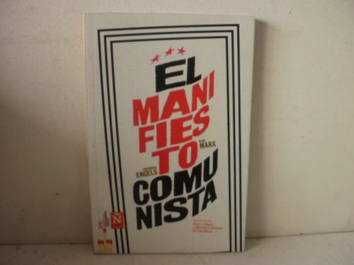 el manifiesto comunista - engels - marx