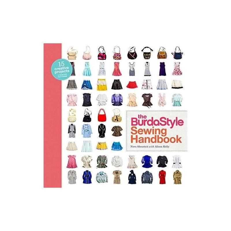 El Manual De Costura Burdastyle: 5 Patrones Maestros, 15 Pro ...