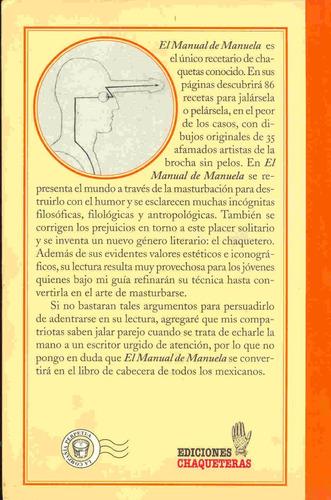 el manual de manuela, sellado sin abrir, ilustrado,99 p