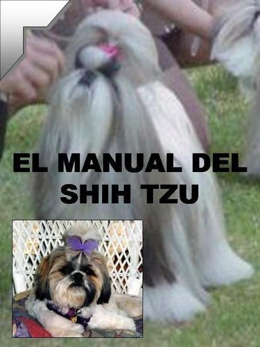 el manual del shih tzu y adiestra en pdf 10 libros +