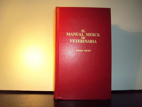 el manual merck de veterinaria 3era edicion
