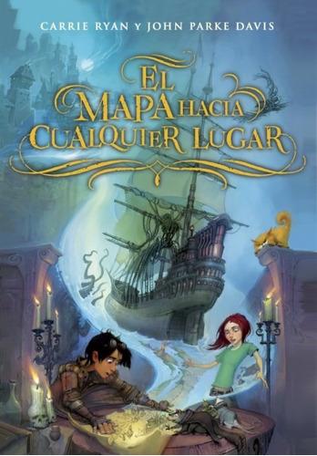 el mapa de los deseos(libro infantil y juvenil)