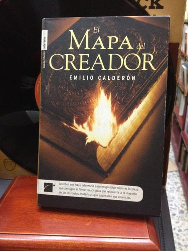 el mapa del creador. emilio calderón.