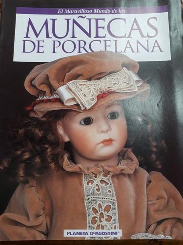 el maravilloso mundo de las muñecas de porcelana - 22 fascíc