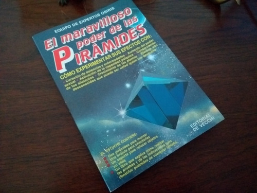el maravilloso poder de las piramides equipo de expertos osi